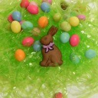 Miniature Easter Chocolate Bunny