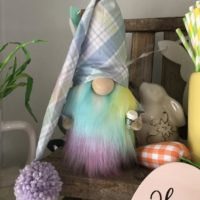 Ombre Beard Easter Gnome