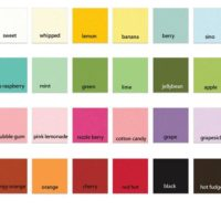 100 lb Cardstock in Various Colors