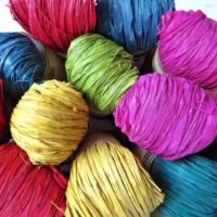 Raffia Natural / Raffia for Crafts
