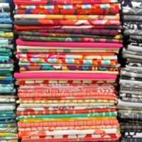 Quilt Fabric Scrap Bundle