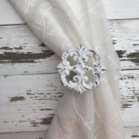 Set of Two Curtain Tie Backs