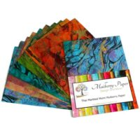 Marbled Mulberry Momi Paper in Assorted Colors