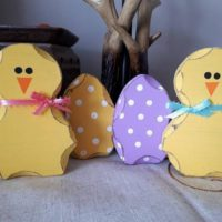 Rustic Easter Decorations
