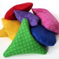 Rainbow Shape Bean Bags
