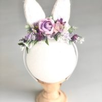 Bunny Ears- Easter Headband