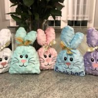 Personalized Easter Treat Bags