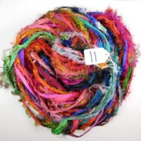 Recycled Silk Sari Ribbon