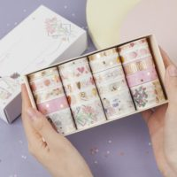 Gold Foil Washi Tape