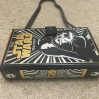 Kate Spade Inspired Star Wars Book Purse