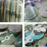 50 Computer DVD CD Art