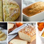 Yeast Free Bread Recipes Collage