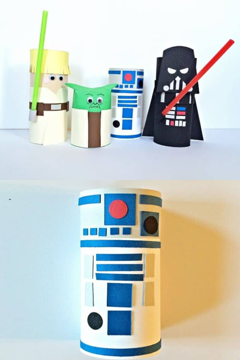 "Rouleau de papier toilette Star Wars caractères ""largeur ="" 600 ""hauteur ="" 900 ""srcset ="" https://cdn.diyncrafts.com/wp-content/uploads/2020/04/Toilet-Paper-Roll-Craft-10. jpg 800w, https://cdn.diyncrafts.com/wp-content/uploads/2020/04/Toilet-Paper-Roll-Craft-10-200x300.jpg 200w, https://cdn.diyncrafts.com/wp- content / uploads / 2020/04 / Toilet-Paper-Roll-Craft-10-683x1024.jpg 683w, https://cdn.diyncrafts.com/wp-content/uploads/2020/04/Toilet-Paper-Roll-Craft -10-768x1152.jpg 768w ""tailles ="" (largeur max: 600px) 100vw, 600px"