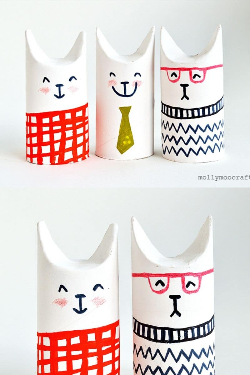 "Rouleau de papier toilette chats ""width ="" 600 ""height ="" 900 ""srcset ="" https://cdn.diyncrafts.com/wp-content/uploads/2020/04/Toilet-Paper-Roll-Craft-16.jpg 800w , https://cdn.diyncrafts.com/wp-content/uploads/2020/04/Toilet-Paper-Roll-Craft-16-200x300.jpg 200w, https://cdn.diyncrafts.com/wp-content/ uploads / 2020/04 / Toilet-Paper-Roll-Craft-16-683x1024.jpg 683w, https://cdn.diyncrafts.com/wp-content/uploads/2020/04/Toilet-Paper-Roll-Craft-16 -768x1152.jpg 768w ""tailles ="" (largeur max: 600px) 100vw, 600px"