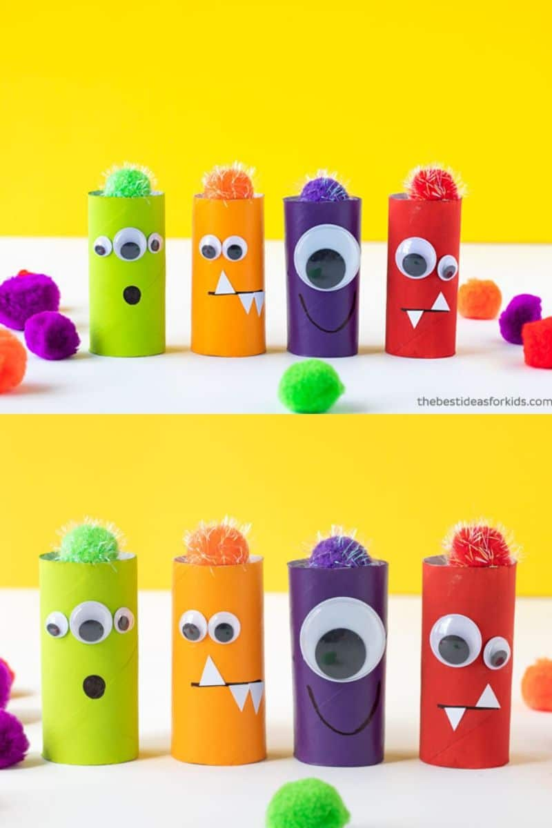 "Paper roll monster"" width=""600"" height=""900"" srcset=""https://cdn.diyncrafts.com/wp-content/uploads/2020/04/Toilet-Paper-Roll-Craft-21.jpg 800w, https://cdn.diyncrafts.com/wp-content/uploads/2020/04/Toilet-Paper-Roll-Craft-21-200x300.jpg 200w, https://cdn.diyncrafts.com/wp-content/uploads/2020/04/Toilet-Paper-Roll-Craft-21-683x1024.jpg 683w, https://cdn.diyncrafts.com/wp-content/uploads/2020/04/Toilet-Paper-Roll-Craft-21-768x1152.jpg 768w"" sizes=""(max-width: 600px) 100vw, 600px"