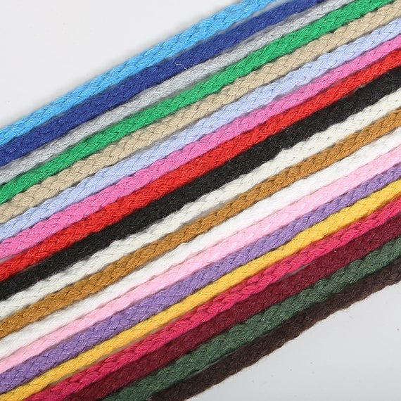 Colorful Pure Polyester ROPE