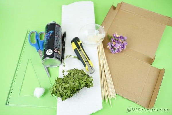 Supplies for birdcage