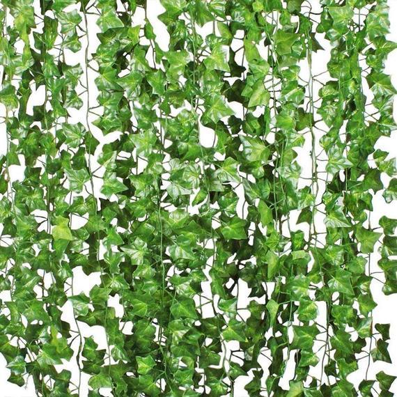 Fake Ivy Leaves