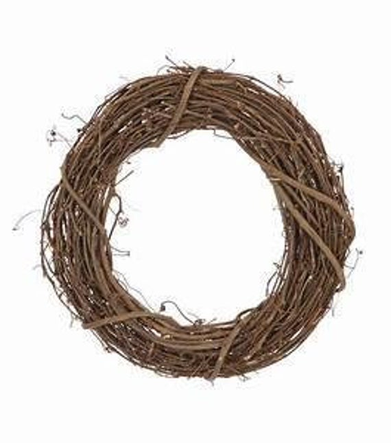 "16"" Round Grapevine Wreath"