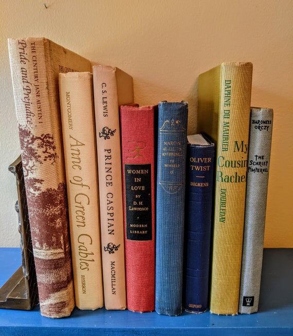 Old and Vintage Books