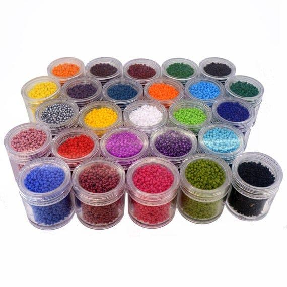 Glass Seed Beads