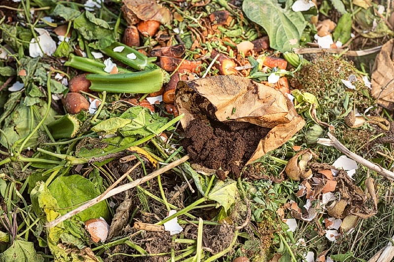 Composting - Gardening uses for coffee grounds