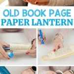 Paper lantern collage