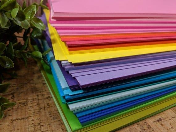 Premium Cardstock Paper