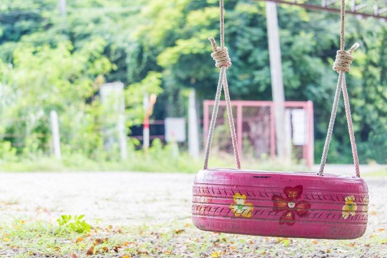 Build a Backyard Swing