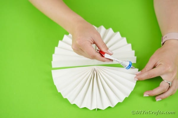 Gluing paper