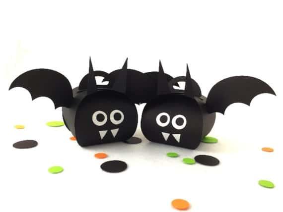 Bat Party Box/Halloween Party Box/Halloween Goody   Etsy