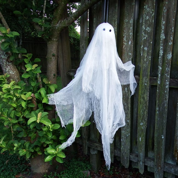 Halloween ghost large ghost ghost decoration hanging ghost | Etsy