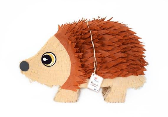 Hedgehog Piata / Hedgehog Pinata / Erizo Pinata | Etsy
