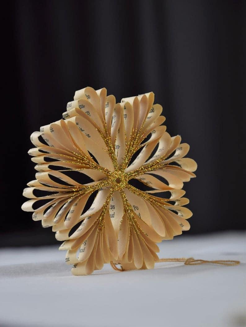Christmas Handmade Snowflake