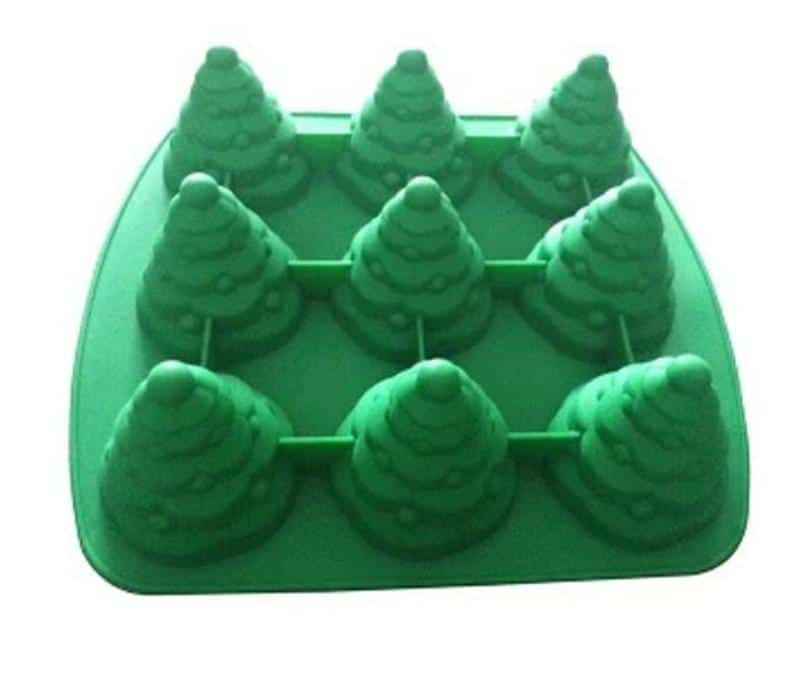 Christmas Tree Cake Mold Flexible Silicone