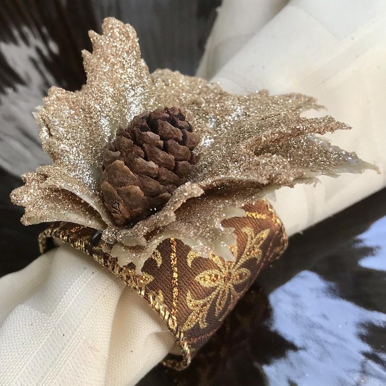 Napkin Ring - Autumn Elegance