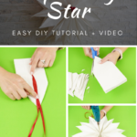 Paper bag star directions