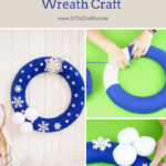 Wreath craft how to