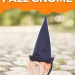 Gnome on cobblestone