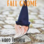 Gnome on cobblestone