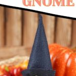 Gnome in hay