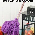 Witch's by black lantern