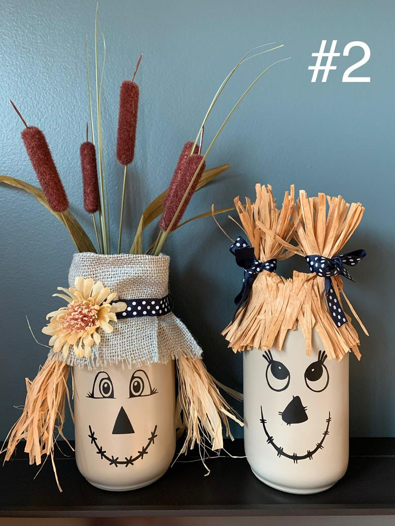 Fall Decorations, scarecrow decorations