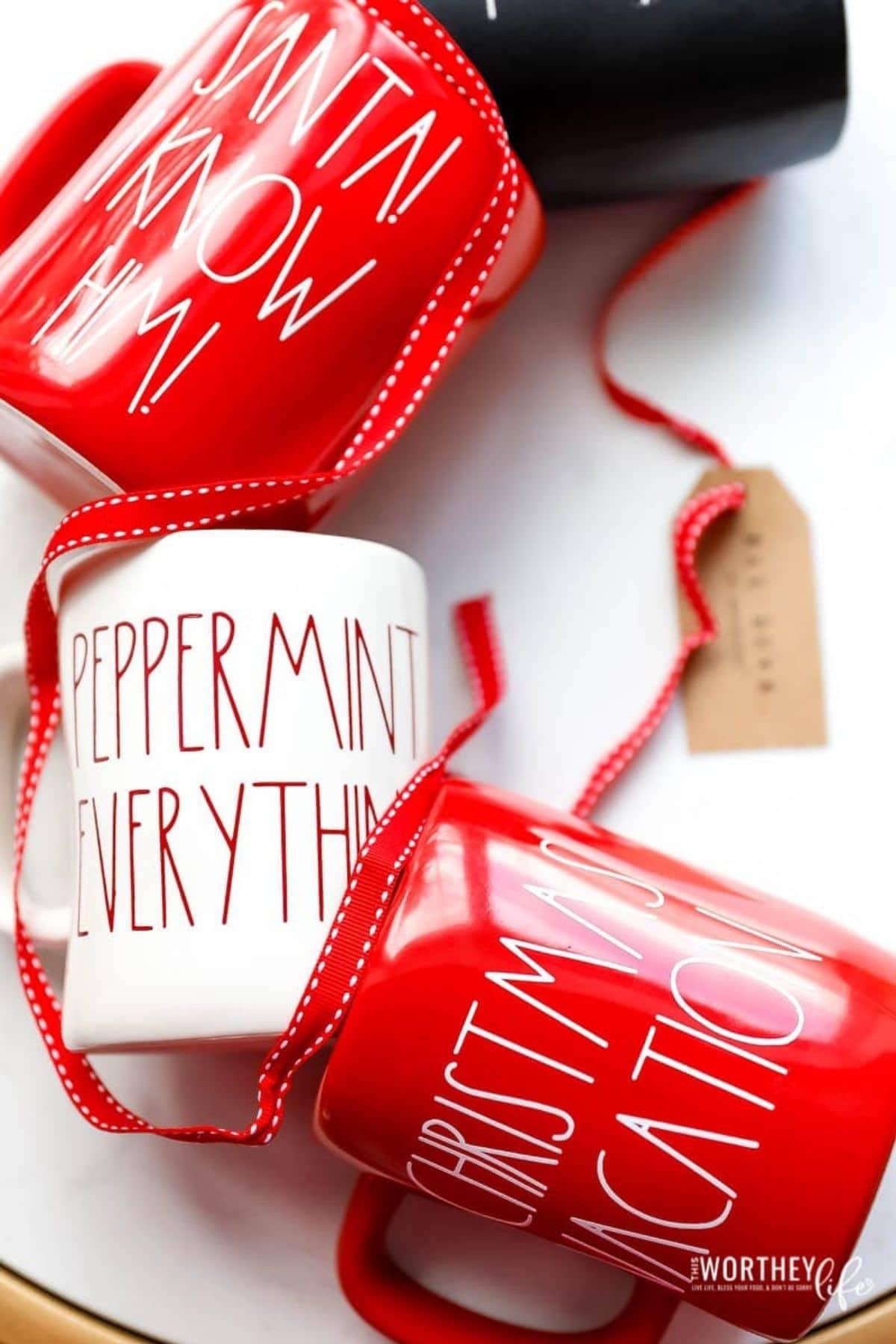 Rae Dun mugs