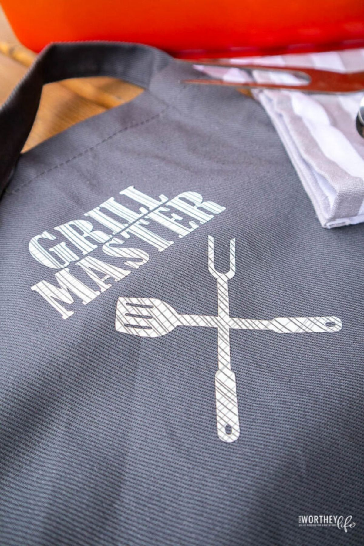 Grilling master apron