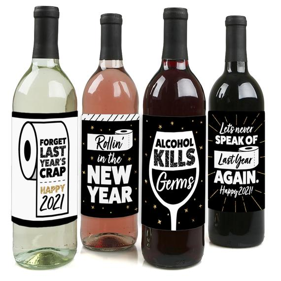 Rollin' in the New Year 2021 New Years Eve Party   Etsy