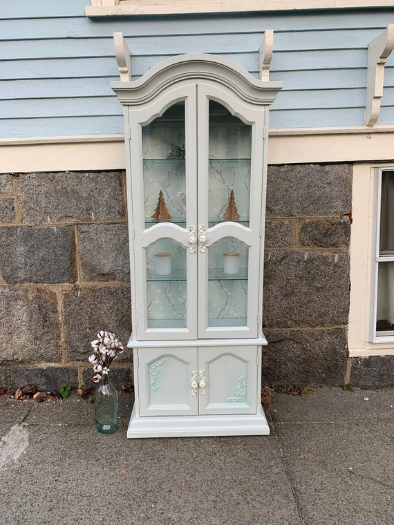 Stunning refinished tall   Etsy