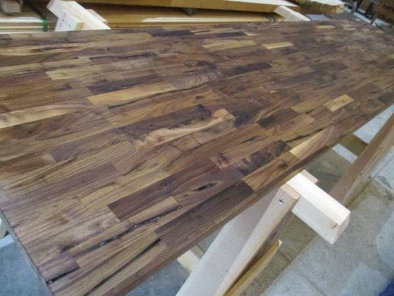 Distressed Walnut American black walnut 1 4 ft to | Etsy