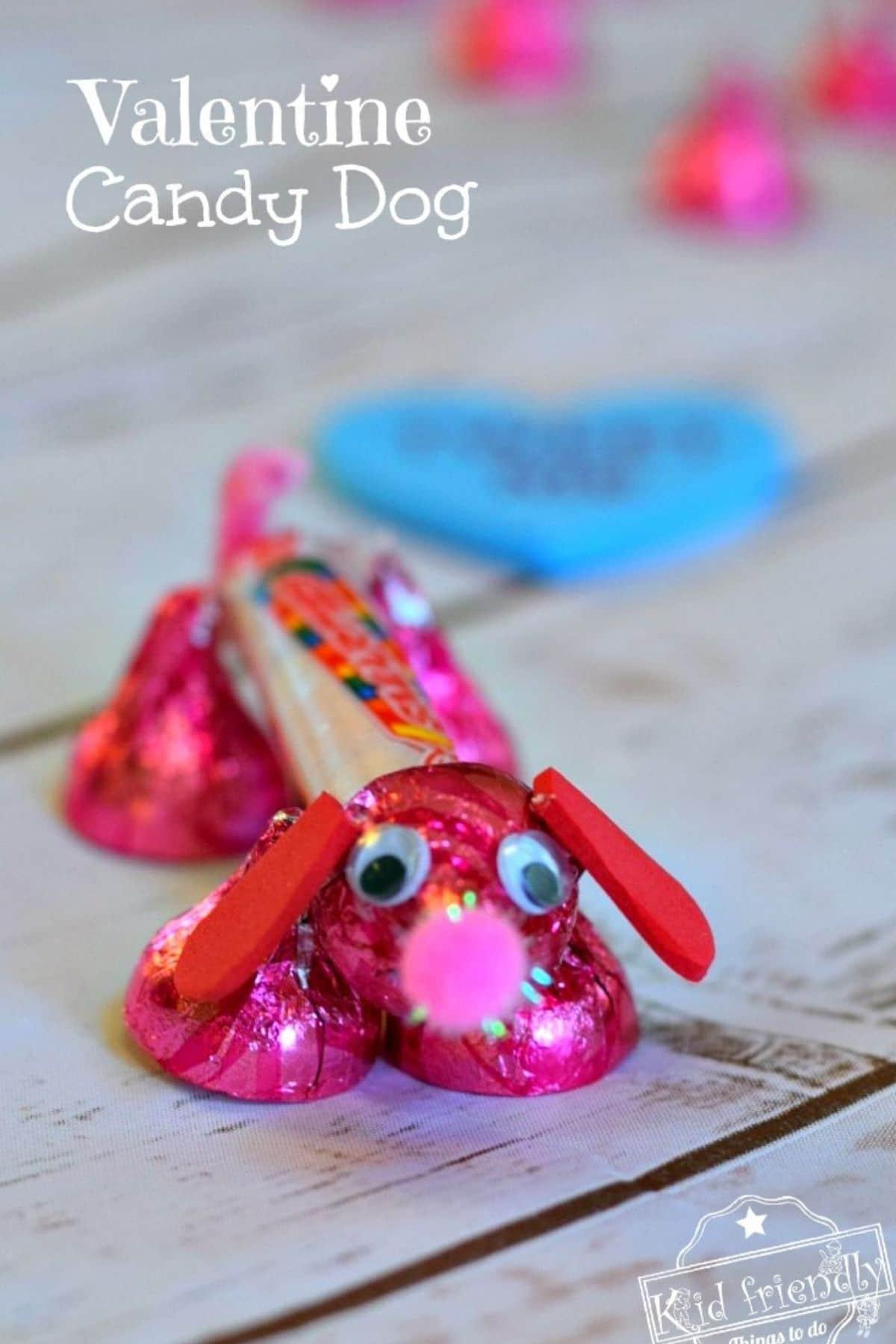 Candy dog