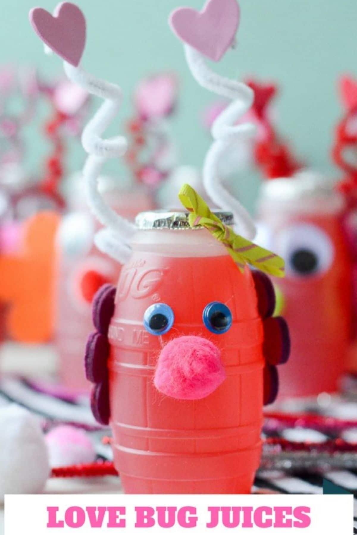 Love bug juices